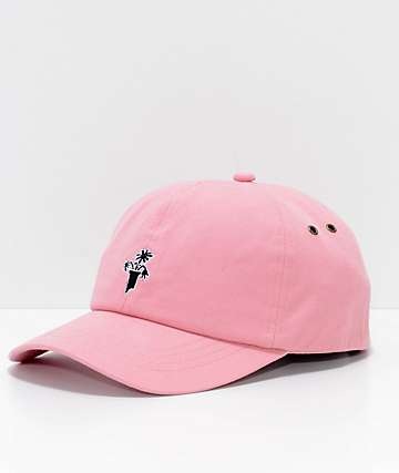 Rat Boy Wilted Pink Strapback Hat