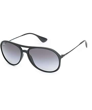 Ray-Ban Alex Black Sunglasses