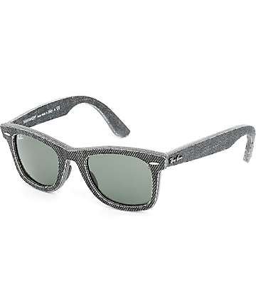 Ray-Ban New Wayfarer Denim Sunglasses