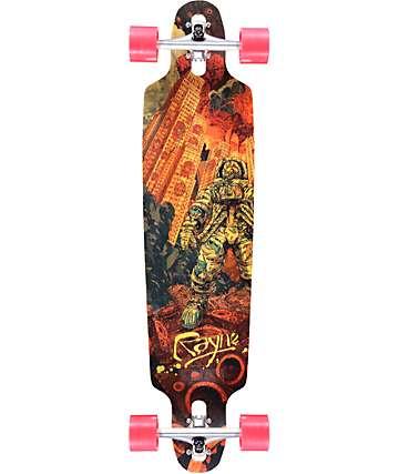 "Rayne Hustler 38"" Longboard Complete"
