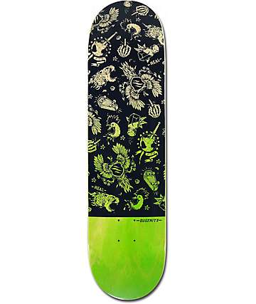 "Real Busenitz Flash Flood 8.125"" Skateboard Deck"