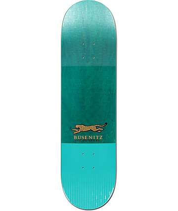"Real Busenitz Knockout 8.5"" Embossed Skateboard Deck"
