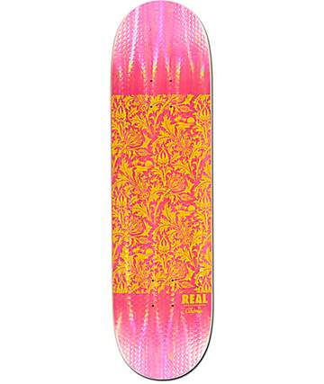 "Real Chima Embossed Elite 8.5"" Skateboard Deck"