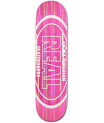 "Real Chima Holographic Full 8.25"" Skateboard Deck"