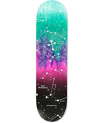 "Real Chima Southern Cross 8.18"" Skateboard Deck"