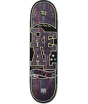 "Real Davis North Star 8.38"" Skateboard Deck"