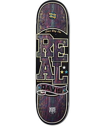 "Real Davis North Star 8.38""  Skateboard Deck"