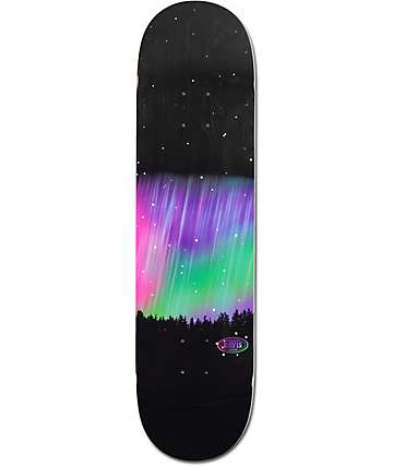 "Real Davis Northern Lights 8.06"" Skateboard Deck"