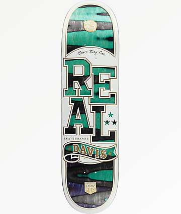"Real Davis Spectrum Low Pro II 8.3"" Skateboard Deck"