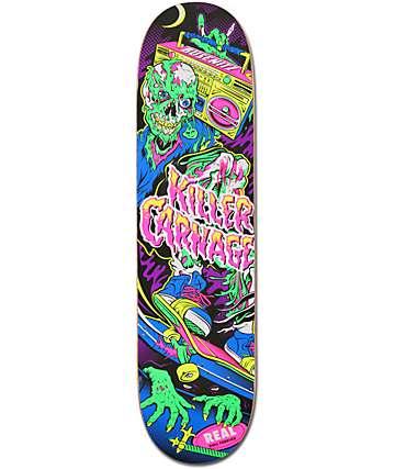 """Real Dennis Busenitz Killer Carnage 8.0"""" Skateboard Deck"""