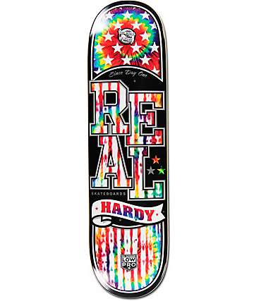 "Real Hardy Easy Rider Low Pro II 8.25""  Skateboard Deck"