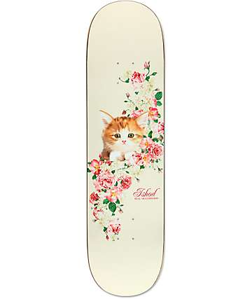 "Real Ishod Autumn 8.38"" Skateboard Deck"