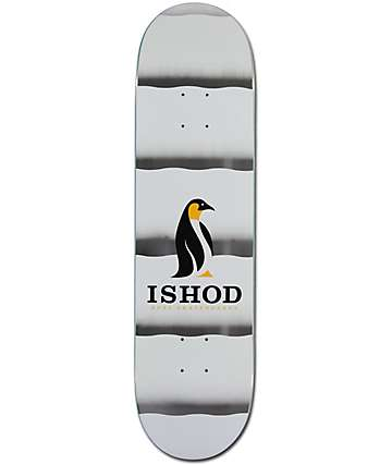 "Real Ishod Iced 8.18"" Skateboard Deck"
