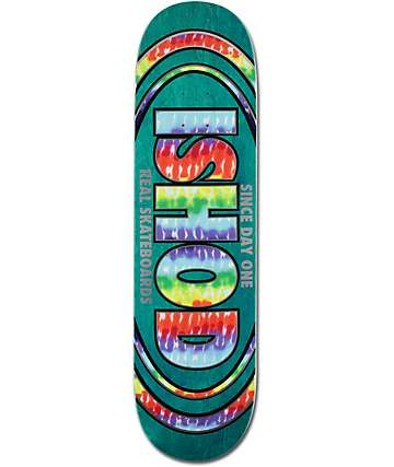 "Real Ishod Tripper 8.25"" Skateboard Deck"