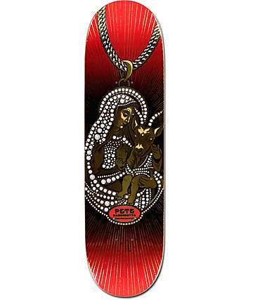 "Real Ramondetta Jesus Piece 8.5"" Skateboard Deck"