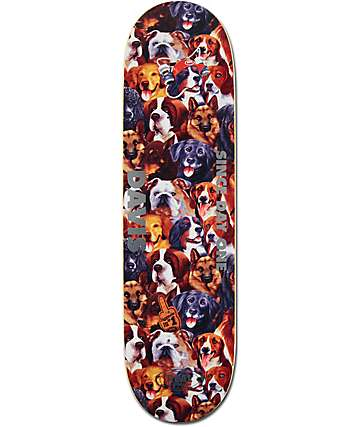 "Real Torgerson Fabric Oval 8.5"" Skateboard Deck"