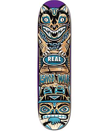 "Real Wair Spirit Guide 7.75"" Skateboard Deck"
