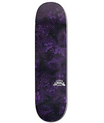 """Real Walker Blackout Slick 8.25"""" Skateboard Deck"""