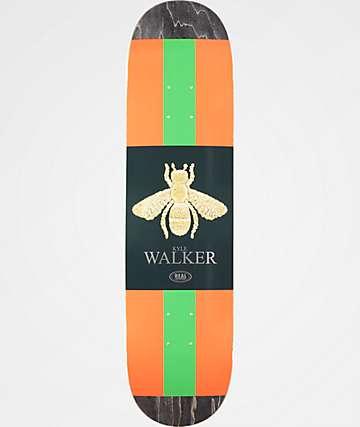 """Real Walker Buzzed 7.75"""" Skateboard Deck"""