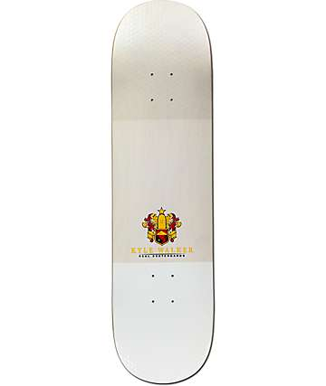 "Real Walker Knockout 8.38"" Embossed Skateboard Deck"