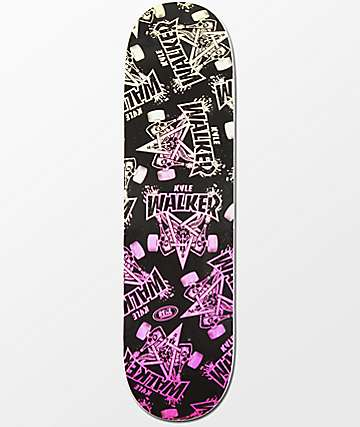 "Real Walker Party Goat SOTY 8.25"" tabla de skate"