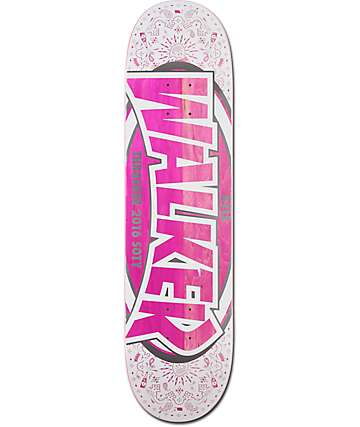 "Real Walker SOTY 2016 8.06"" tabla de skate"