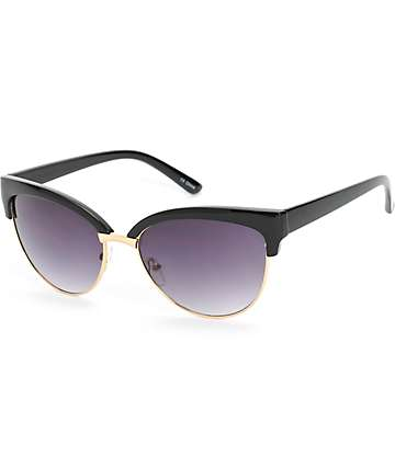 Retro Catty Sunglasses