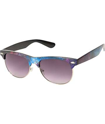 Retro Malin Galaxy Sunglasses