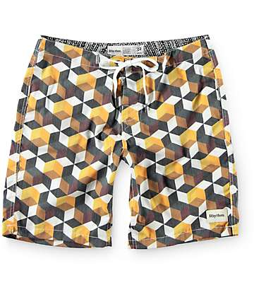 "Rhythm Star Trunk 19"" Board Shorts"