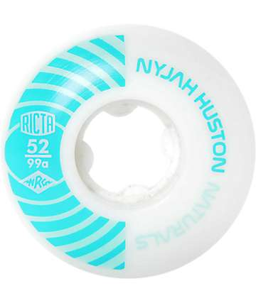 Ricta Nyjah Pro Naturals 52mm 101a Skateboard Wheels