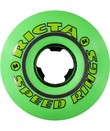 Ricta Speedrings 54mm Skateboard Wheels