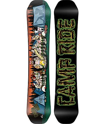 Ride Kink 155cm tabla de snowboard