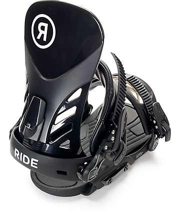 Ride Snowboards EX fijaciones de snowboard en negro