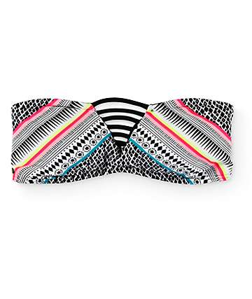 Rip Curl Mystic Tribe Bandeau Bikini Top