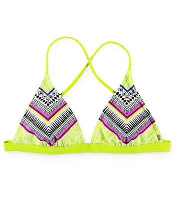 Rip Curl Mystic Tribe Triangle Bikini Top