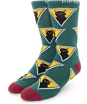 Rip N' Dip Neighborhood Watch Socks