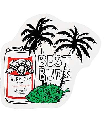 Rip N Dip Best Buds Sticker
