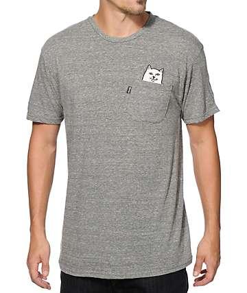 Rip N Dip Lord Nermal camiseta con bolsillo