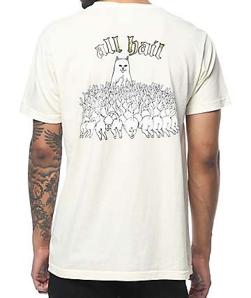 RipNDip All Hail Natural T-Shirt