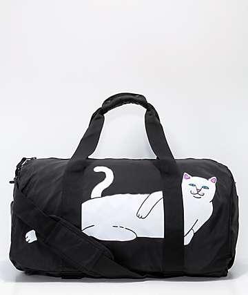 RipNDip Castanza Black Duffle Bag