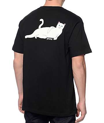 RipNDip Costanza Black T-Shirt
