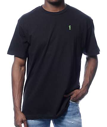 RipNDip Get Outer Here Black T-Shirt