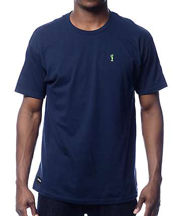 RipNDip Get Outer Here Navy T-Shirt