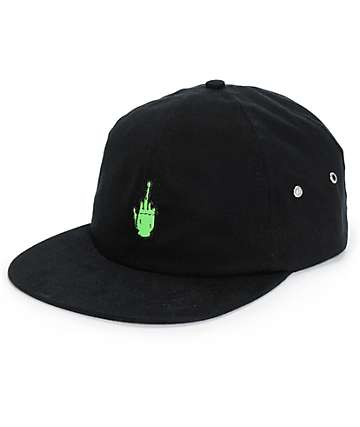 RipNDip Get Outer Here Strapback Hat