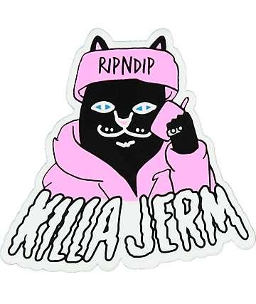 RipNDip Killa Jerm Sticker