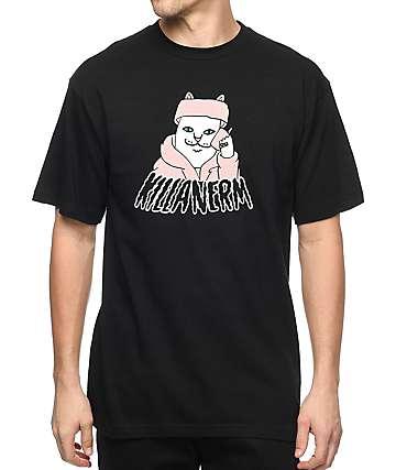 RipNDip Killa Nerm Black T-Shirt