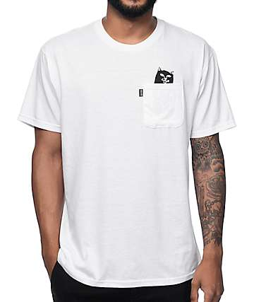 RipNDip Lord Jermal White T-Shirt