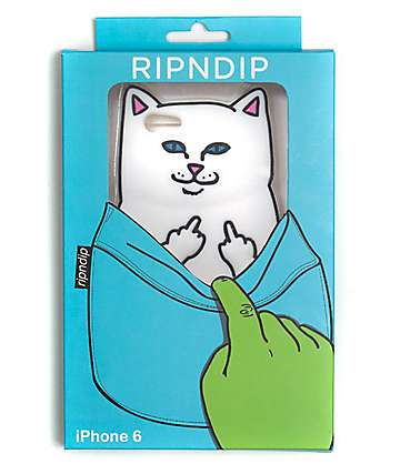 RipNDip Lord Nermal IPhone 6 Case