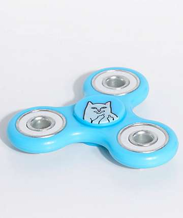 RipNDip Nermal Blue Fidget Spinner