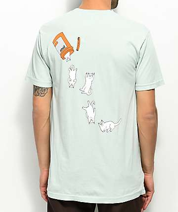 RipNDip Nermal Pills Mint T-Shirt